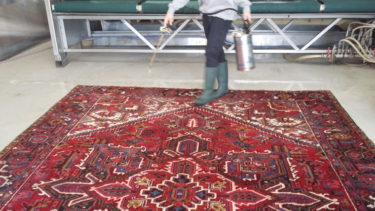 Quick Gallery Rug Cleaning